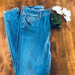 💙Loft legging jeans 👖